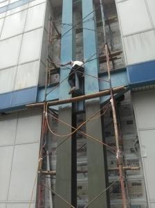 Jasa tukang cat bangunan tinggi